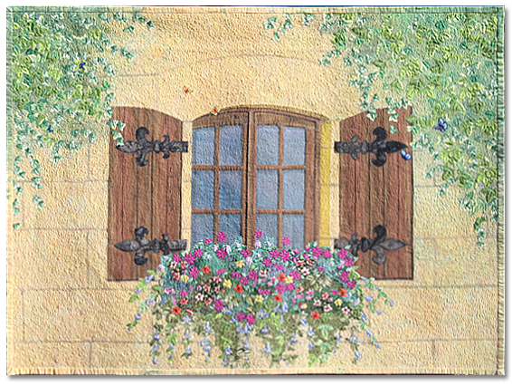 The Window Box ©2007 Rochelle Stibb